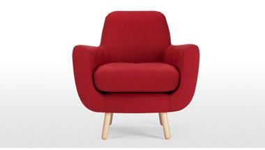 fauteuil-jonah-tissu-rouge